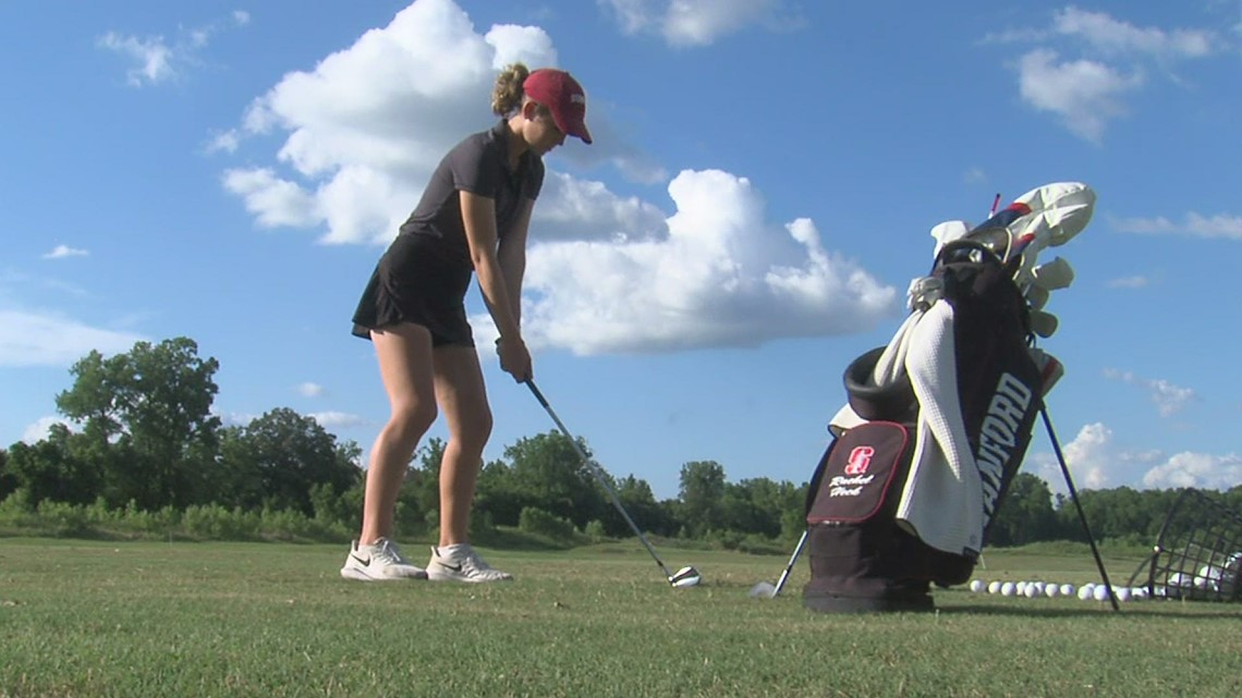 Rachel Heck reflects on NCAA championship, U.S. Women's Open in return to Memphis