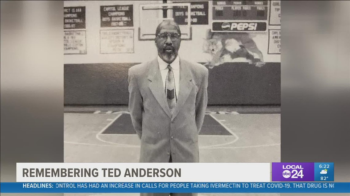 'That was my Superman': Former Hamilton HS players remember legendary basketball coach Ted Anderson