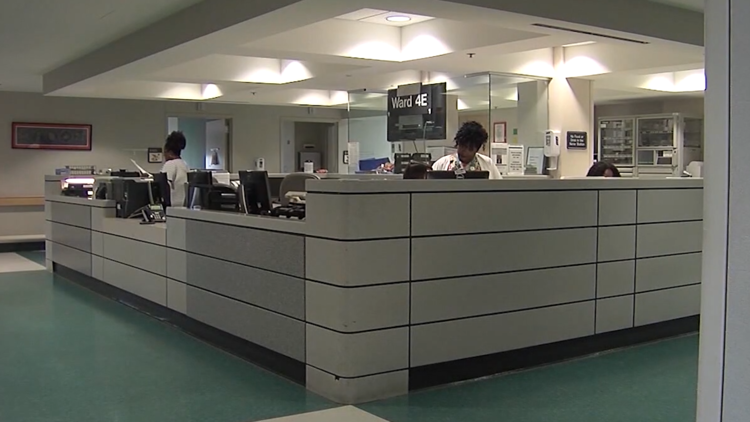 Hospitals have crowded emergency rooms, but patients are still welcomed