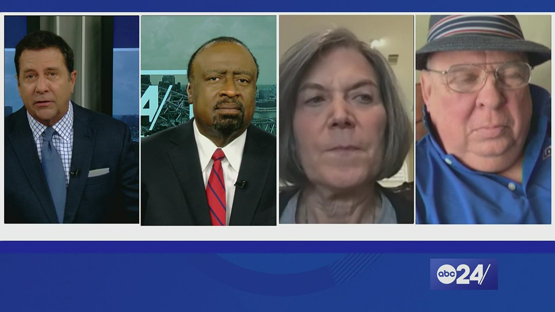 ABC24 This Week | Oct. 10, 2021 | Politics of COVID, Reducing crime, controversy over new Tennessee license plate design