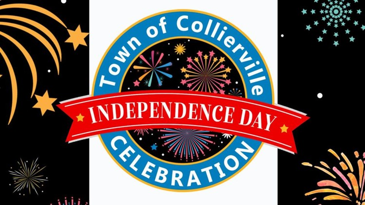 Collierville's 2021 Independence Day Celebration set for July 3rd