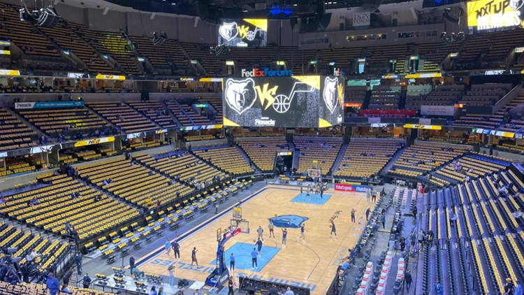 Memphis Grizzlies announce official watch party for Game 5 against the Utah Jazz