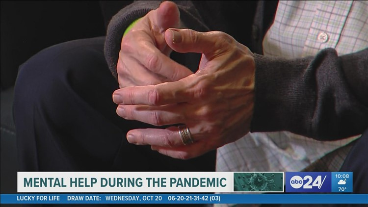 NAMI Memphis president shares how the pandemic impacted his own mental illness