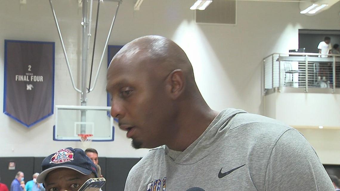 Penny Hardaway unveils the 'best roster' he has had at Memphis at open practice to behold