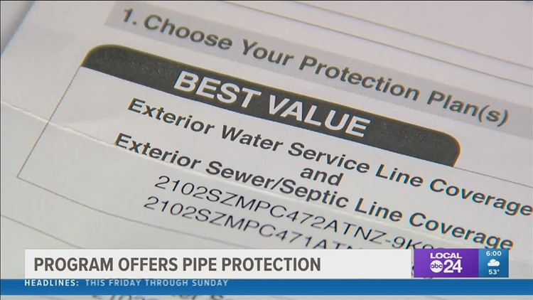 Would that pipe protection plan offered in Memphis pay out in deep freeze?