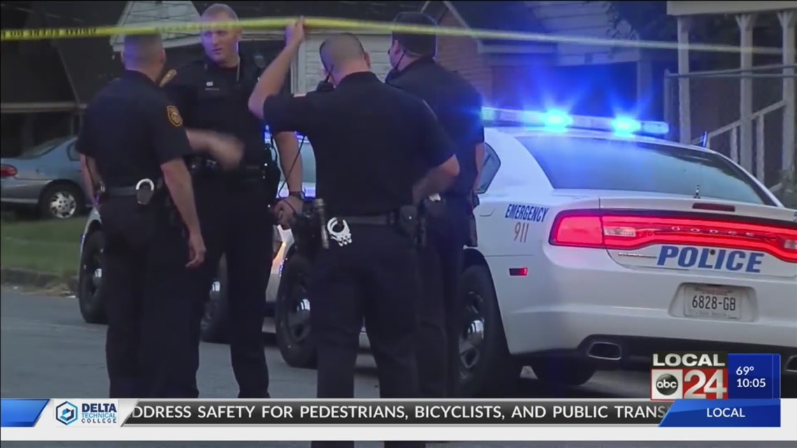 Memphians strongly support more police officers; survey says