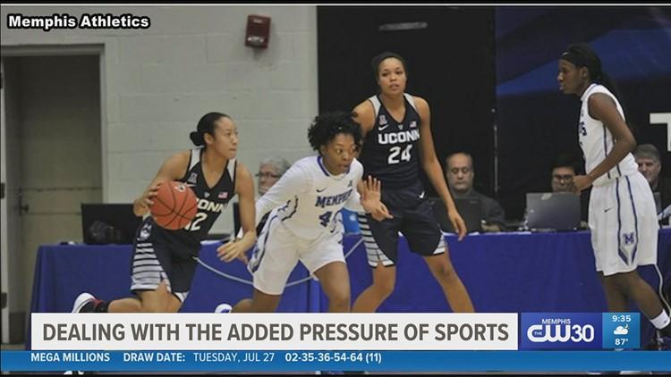 Former Memphis Tiger returns as a spiritual advisor for student athletes