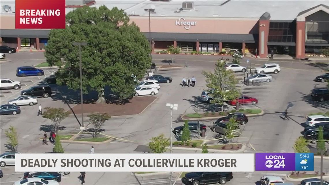 Police source: Kroger shooter was fired employee