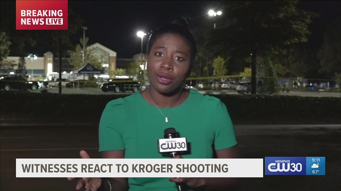 Kroger mass shooting 9 pm