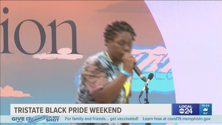Tri-State Black Pride celebrates LGBTQIA+