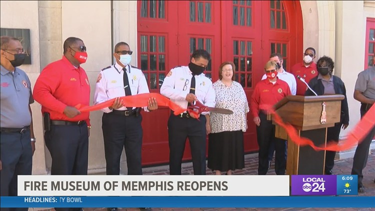 Fire Museum reopens with new exhibits