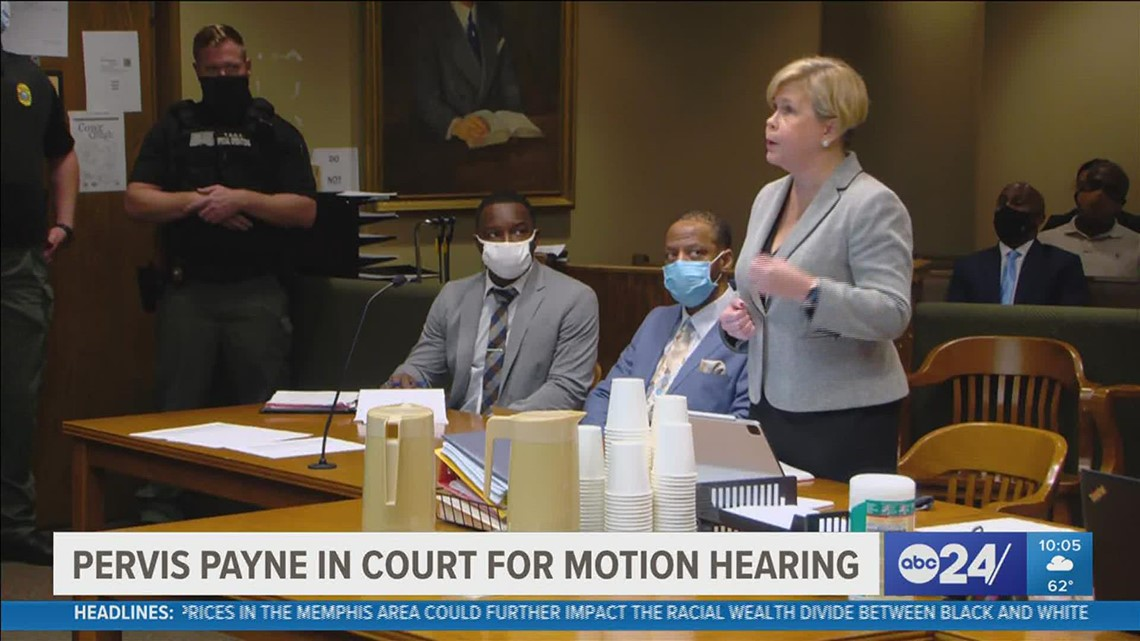 Pervis Payne to reappear in court for motion hearing after attorney contests conflict of interest