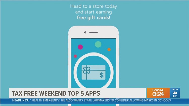 The Queen of Free: Download These Apps Now to Save Even More This Tax-Free Weekend