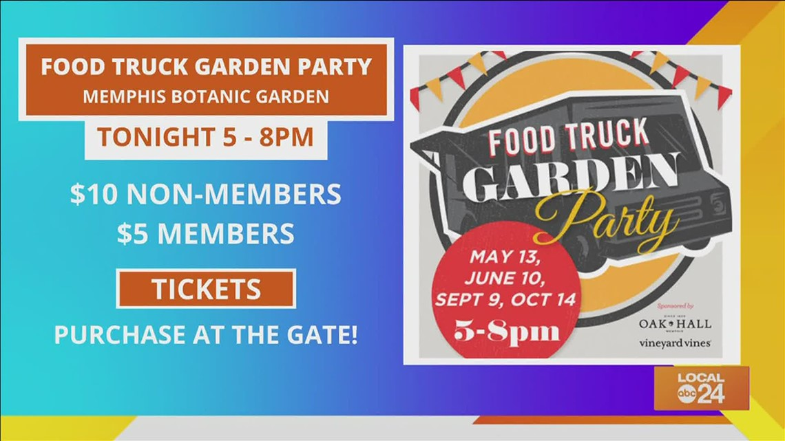 MBG 2021 food truck party