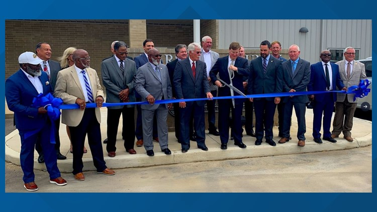 New workforce training center could be a big boost to fast-growing Marshall County, Mississippi