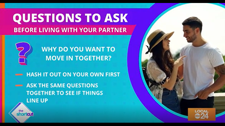 To move or not to move in with your partner?