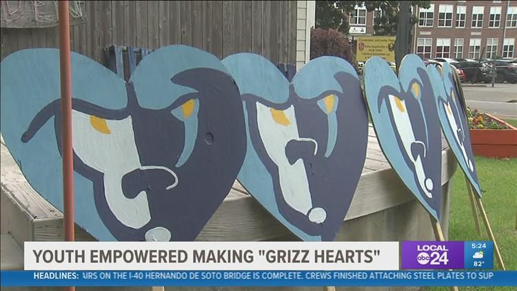 Grizz Hearts has new artist, same heart