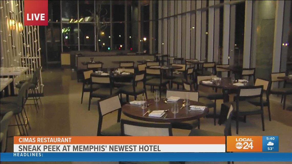 First hotel with Beale Street address opens Thursday; Hyatt Centric