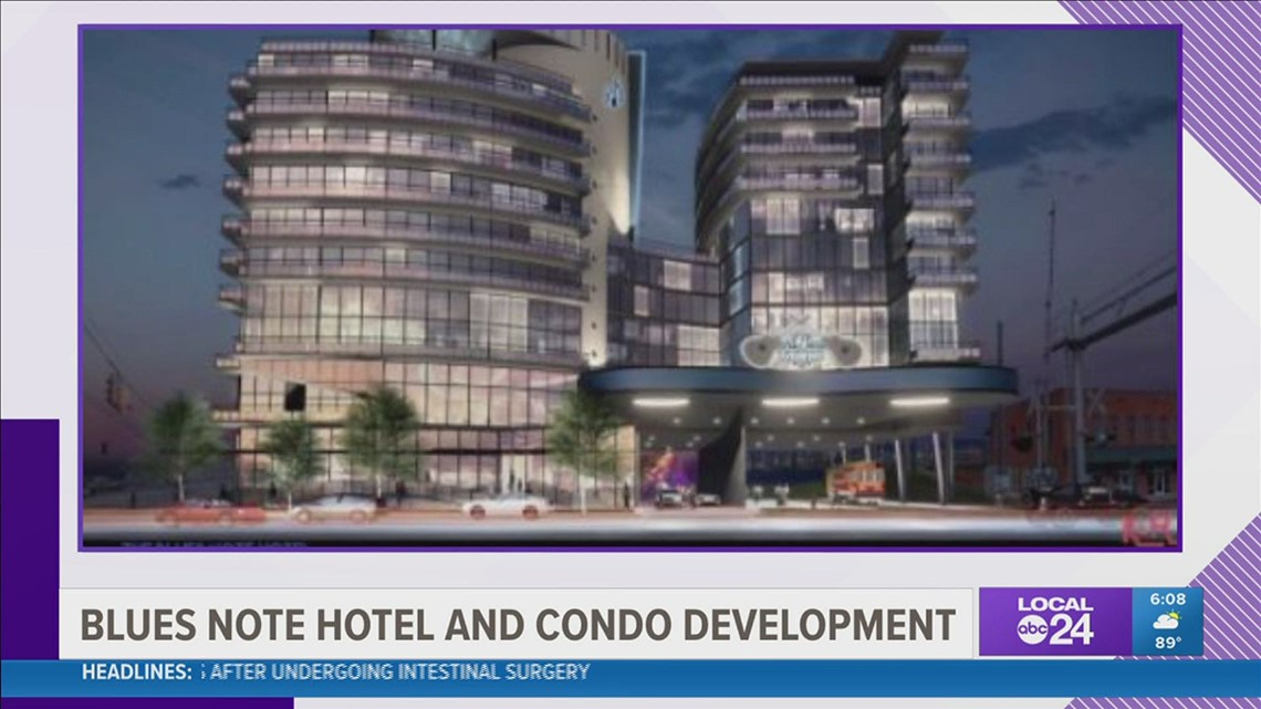 $50 million hotel, condos, and retail space planned for Pinch District in downtown Memphis