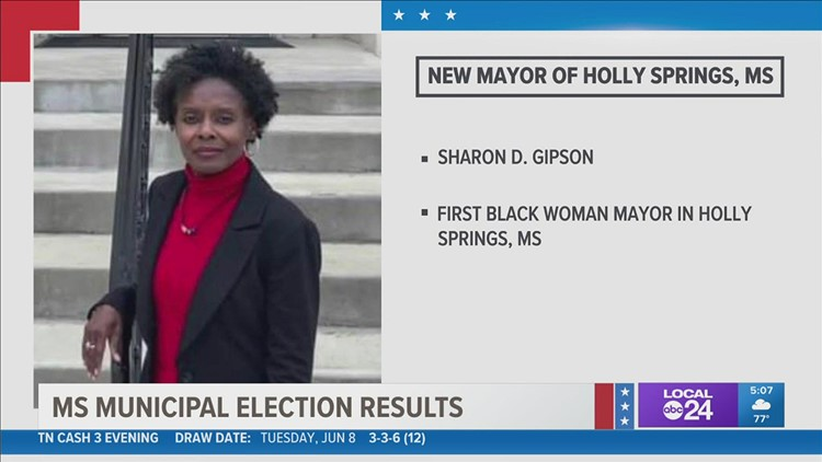 History is made during Tuesday's elections in north Mississippi