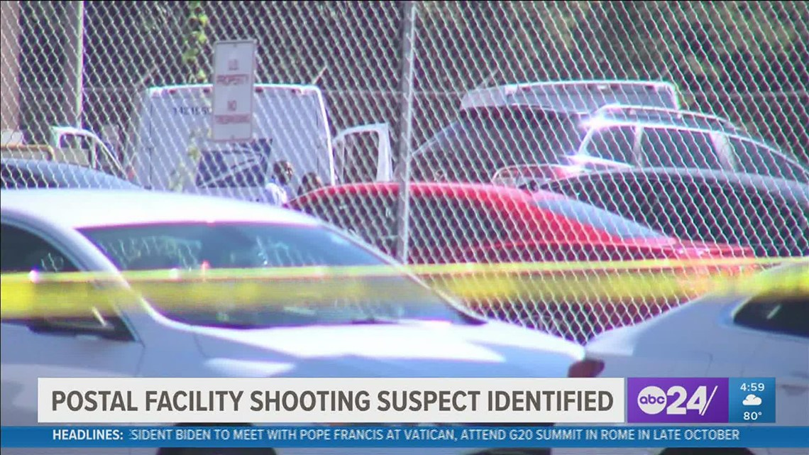 Name of man who killed two then shot himself at Orange Mound U.S. Postal Service facility released