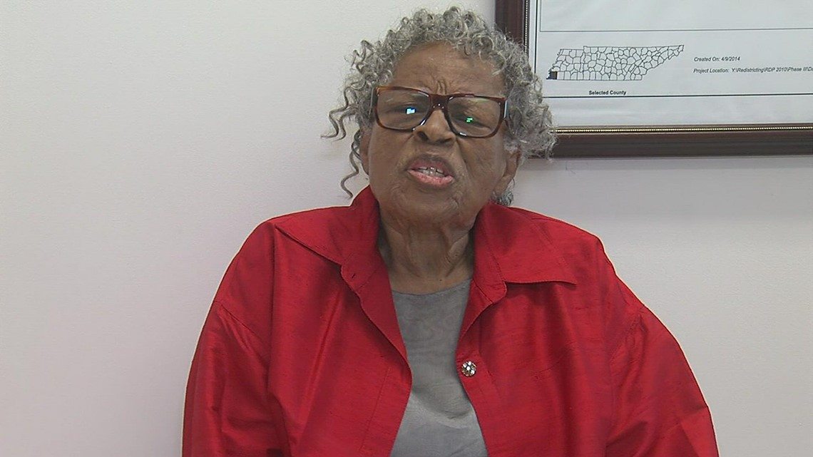 'Grandmother of Juneteenth' honored in Memphis