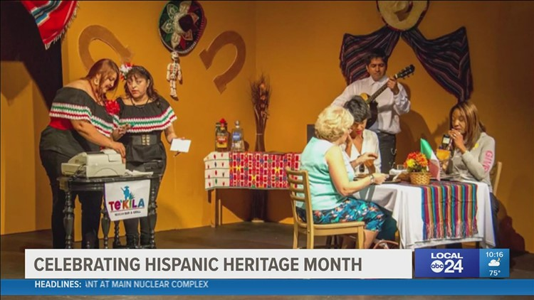 'We Latinos are more than what they see every day' | Memphis bilingual theatre uses acting to teach Latin Culture