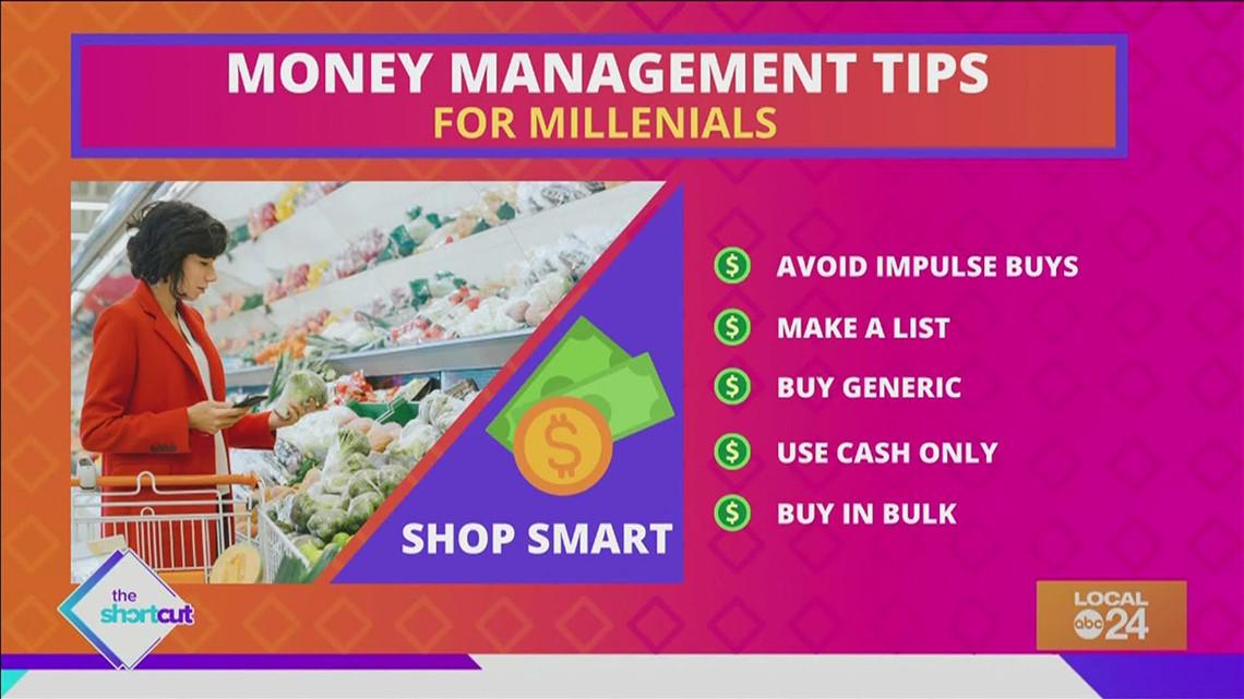 Millennial money management tips