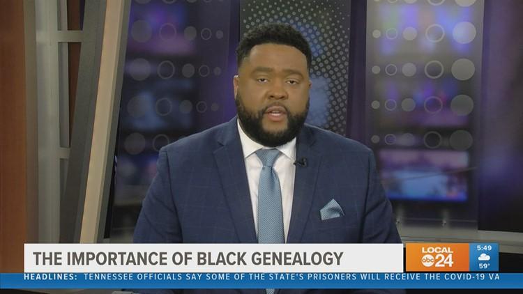 The Importance of Black Genealogy