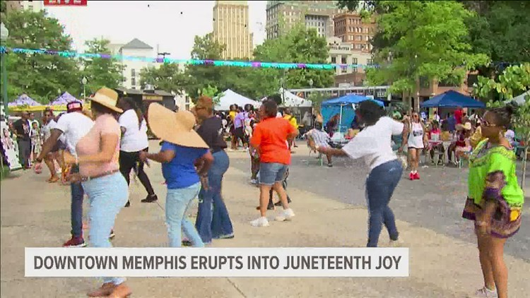 Festival at Fourth Bluff Park is adding new meaning to the Juneteenth holiday