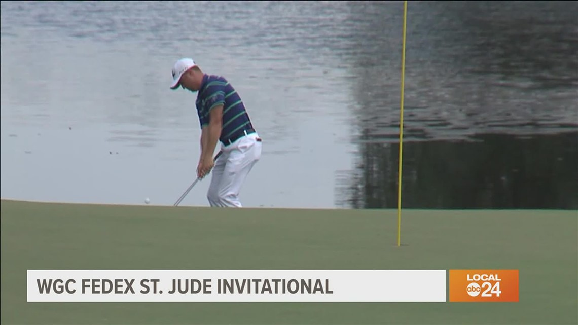 WGC FedEx St. Jude Invitational opens for fans for Pro-Am competition Wednesday