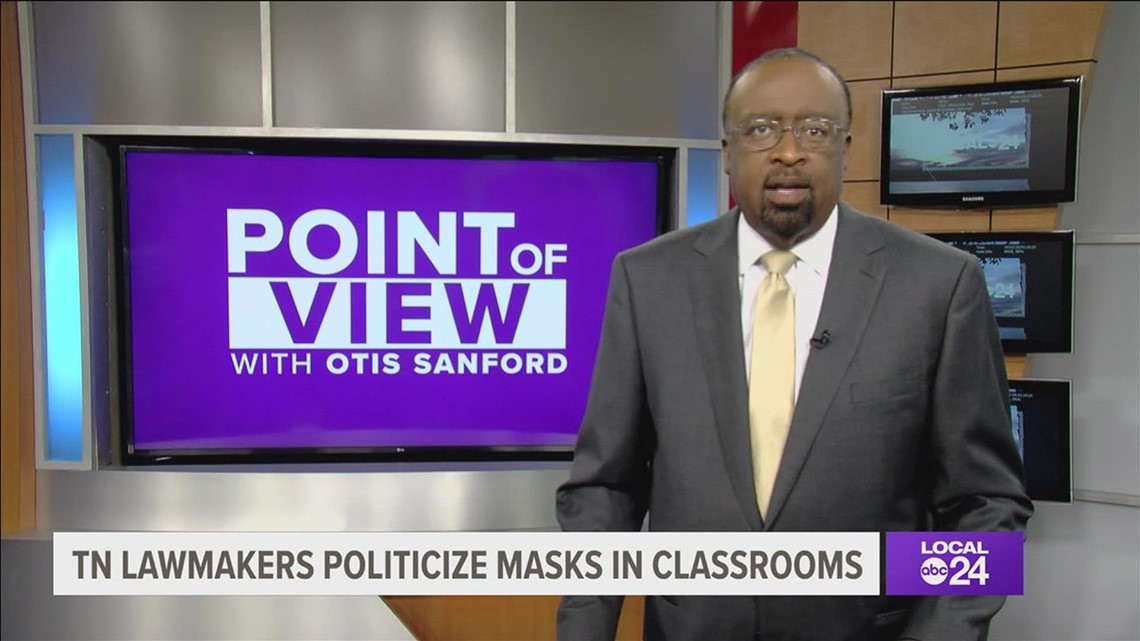 Opinion | Politicians need to keep their noses out of our masks | Otis Sanford
