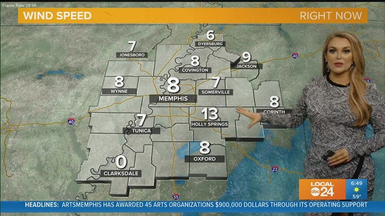 WATCH: First Day of Fall Forecast Wednesday 09-22-21 with Chelsea Chandler
