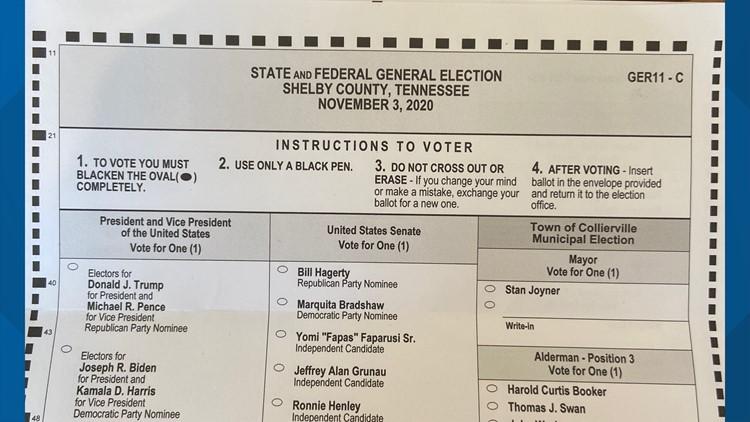 Germantown resident receives wrong absentee ballot twice