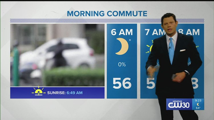 Chief Meteorologist John Bryant says some slight changes are headed our way for the weekend