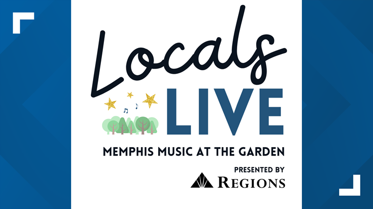 Live music returns to the Memphis Botanic Garden's Radians Amphitheater
