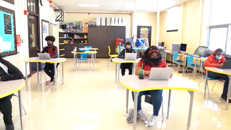 Some Shelby County Schools students return to Memphis Virtual School