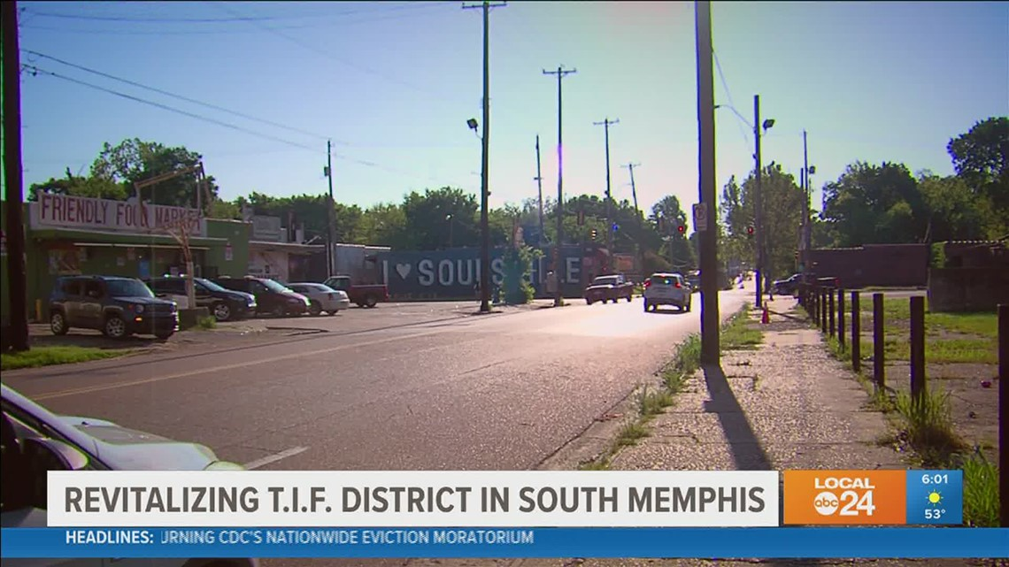 Could a TIF help drive economic growth in South Memphis? Community leaders think yes