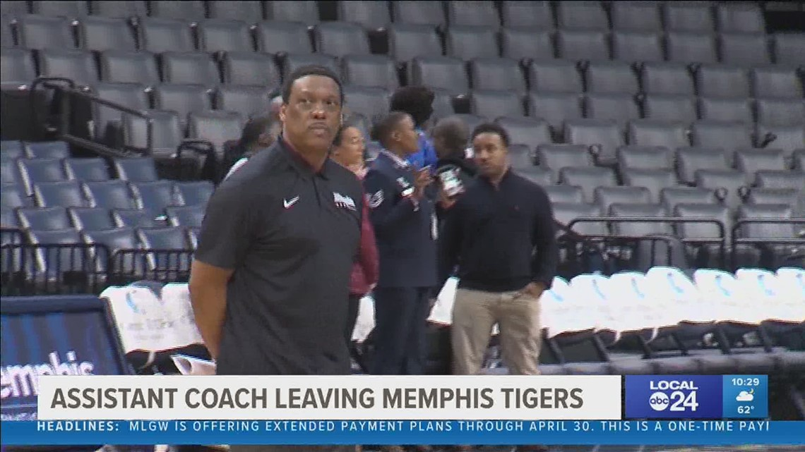 Memphis Tigers basketball assistant Tony Madlock named head coach at South Carolina State