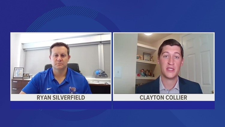 Ryan Silverfield says proposed 12-team College Football Playoff expansion is 'absolutely fantastic'