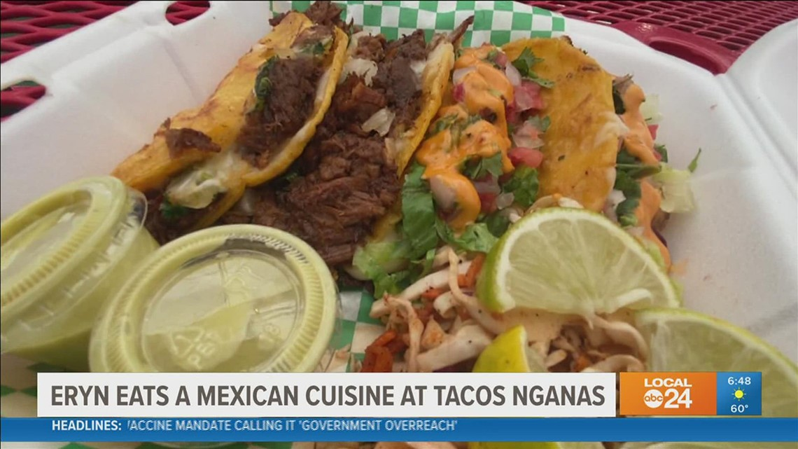 Eryn Eats: Taco Nganas serving up flavorful Mexican cuisines