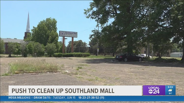 'I want our leaders to fight a little bit harder and look at our community a little bit deeper'| Whitehaven community demands  Southland Mall cleanup