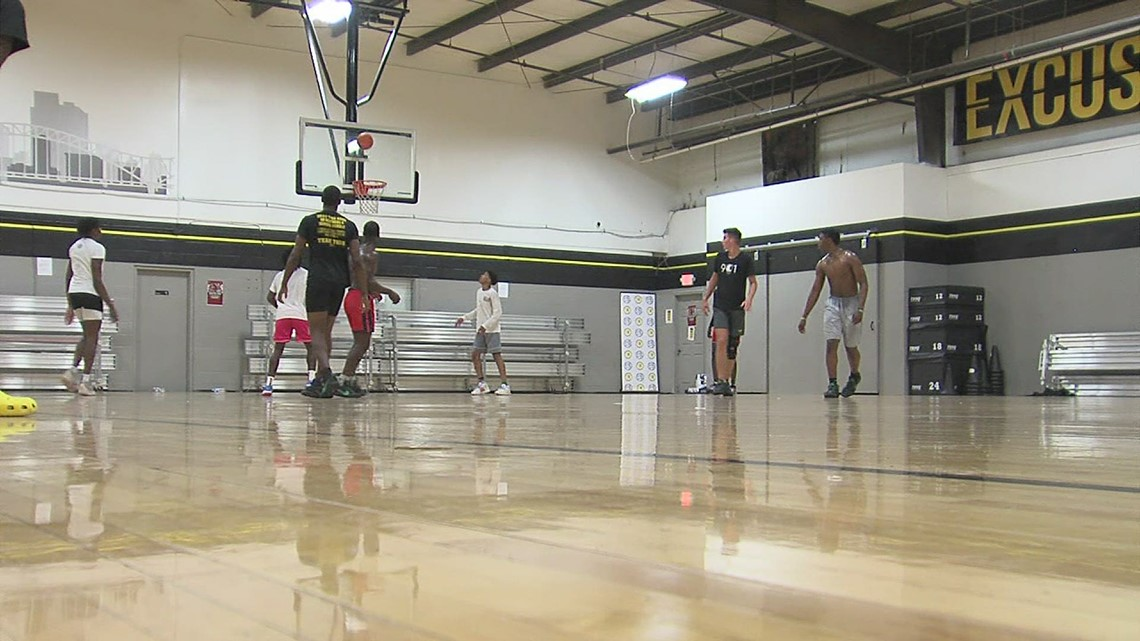Back in the gym, Team Thad prepares for Peach Jam, Nike EYBL debut