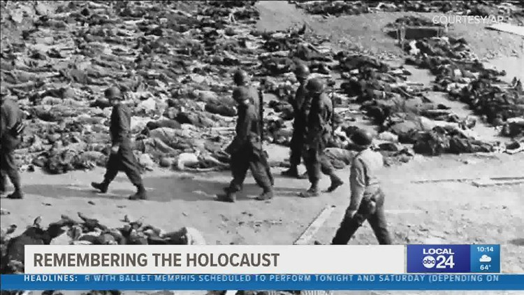 Daughter of Holocaust survivors speaks on honoring her parents