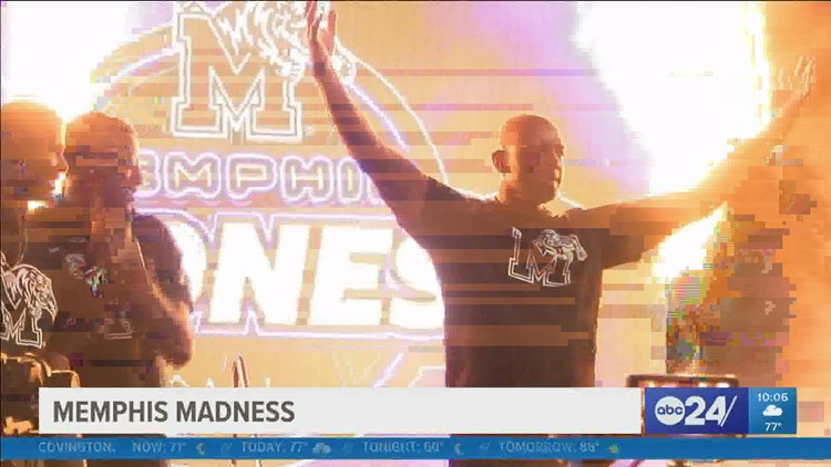 Memphis Madness opens highly-anticipated Tigers basketball seasons
