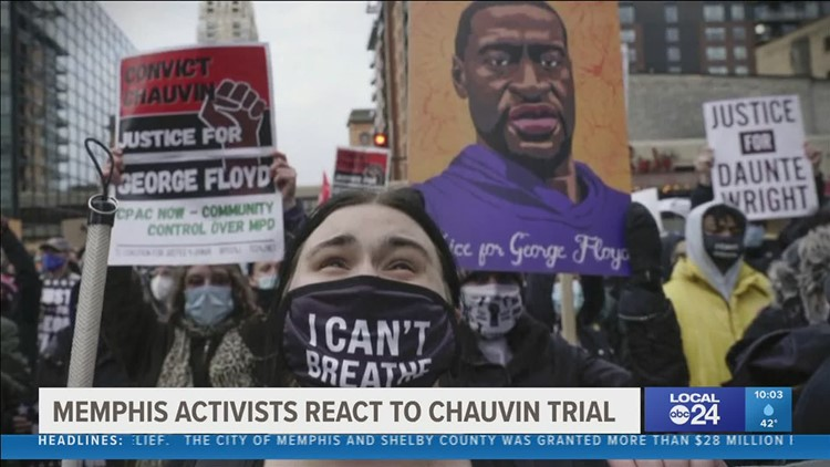 Justice or accountability? Mid-Southerners react to the Derek Chauvin trial guilty verdict