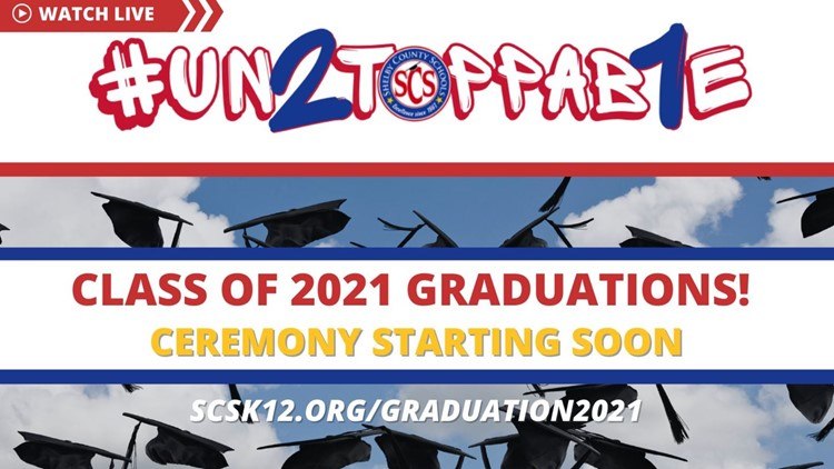 Find Shelby County Schools graduation schedule & highlights