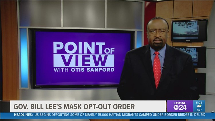 Opinion | Here's hoping Lee stops catering to anti-maskers who are putting us all at risk | Otis Sanford