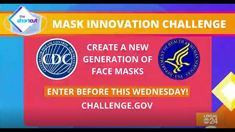 Mask design challenge!