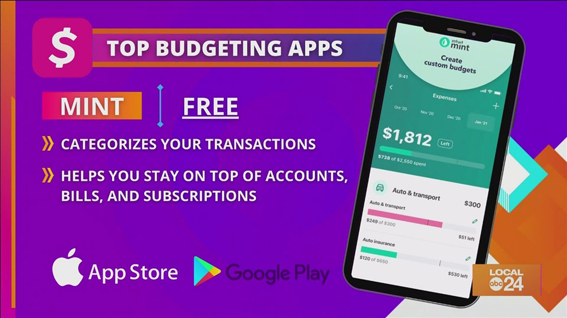 3 best budgeting apps for 2021!